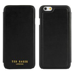 Θήκη TED BAKER Book Cover για iPhone 6/6s Μαύρη
