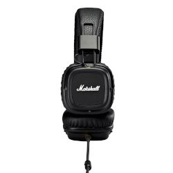 Headphones Marshall Major II Μαύρο