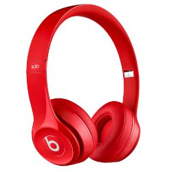 Headphones Beats Solo 2 Red