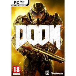 Bethesda Doom D1 Limited Edition PC