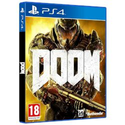 Bethesda Doom D1 Limited Edition Playstation 4