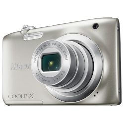 Nikon Digital Camera Coolpix A100 Ασημί