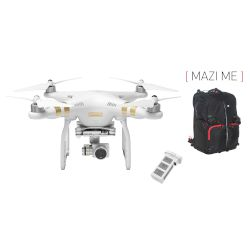 dji Phantom 3 Professional Extra Battery & Backpack Feather