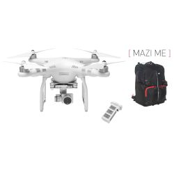 dji Phantom 3 Advance Extra Battery & Backpack Feather