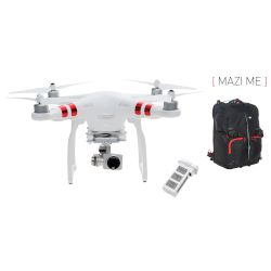 dji Phantom 3 Standard Extra Battery & Backpack Feather