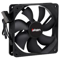 Fazn Fan 80mm Black
