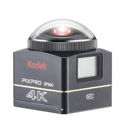 Kodak Action Cam SP360 4K AQUA