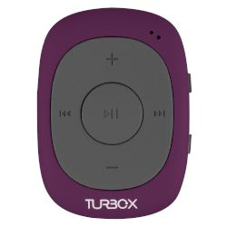 Turbo-X MP3 Salsa 8 GB Μωβ