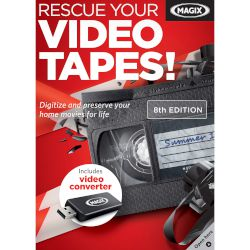 Magix Magix Rescue your Videotapes 8 1 άδεια