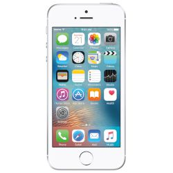 Apple iPhone SE 16GB 4G+ Smartphone Silver