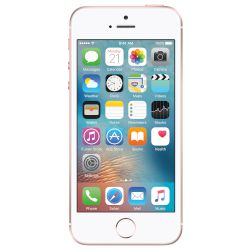 Apple iPhone SE 64GB 4G Smartphone Rose Gold