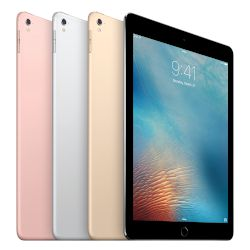 "Apple iPad Pro 256GB Rose Gold Tablet 9.7"" 4G"