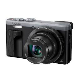 Panasonic Digital Camera Lumix TZ 80 Ασημί