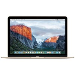 Apple MacBook MLHF2GR/A Gold Laptop (Intel Core M M5-6Y54/8 GB/512 GB/Intel)