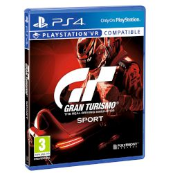Sony GT Sport Standard Plus Edition Playstation 4
