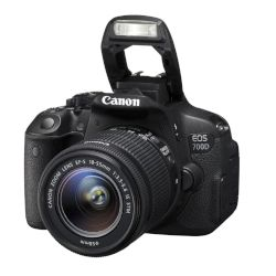 Canon Digital Camera EOS-700D EFS 18-55 IS STM