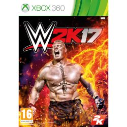Take2 Interactive WWE 2k17 XBOX 360