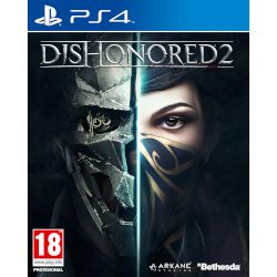 Bethesda Dishonored 2 Playstation 4