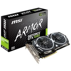MSI VGA GeForce GTX 1080 Armor OC 8GB