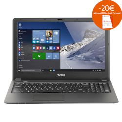 "Turbo-X Flynote II 15"" 30-432 MTS Laptop (Celeron N3050/4 GB/30 GB/Intel HD Graphics)"