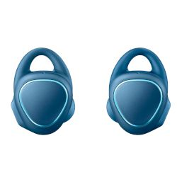 Ακουστικό Bluetooth Headset Samsung Gear Icon X Μπλε