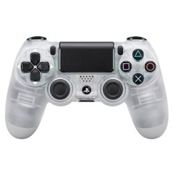 Sony PS4 Dualshock 4 Crystal Controller Limited Edition