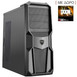Turbo-X Cerberus GS650 Desktop (AMD FX 6350/16 GB/240 GB SSD/1 TB HDD/RX 480)