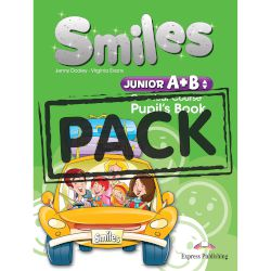 Smiles Junior A& B One Year Power Pack