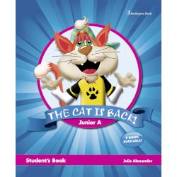 The Cat Is Back! Junior A Students Book