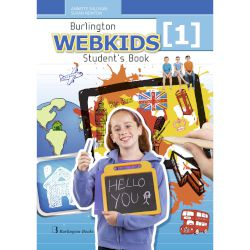 Burlington Webkids 1 Students Book