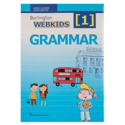 Burlington Webkids Grammar 1 Students Book