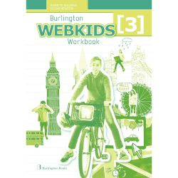 Burlington Webkids 3 Workbook Students Book