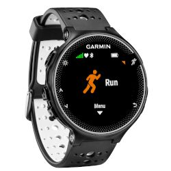Sportwatch Garmin Forerunner 230 Bundle Μαύρο