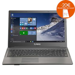 Turbo-X Steel SD 37-412 SSD Laptop (Pentium N3700/4 GB/120 GB/HD Graphics)