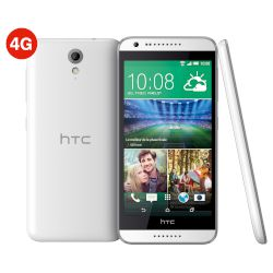 HTC Desire 620 White/Light Grey