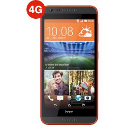 HTC Desire 620 Grey/Orange