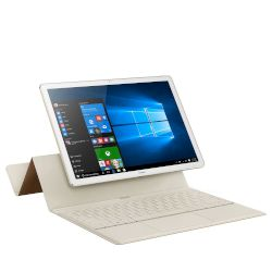 "HUAWEI Matebook Gold Tablet 12"" WiFi (Intel Core M3/4GB/128G/Intel HD Graphics 515) Με θήκη-πληκτρολόγιo"
