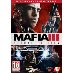 Take2 Interactive Mafia 3 Deluxe Edition PC