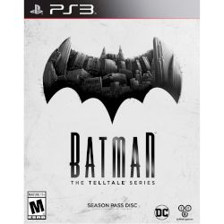Warner Batman - The Telltale Series Playstation 3