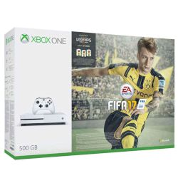 Microsoft Xbox ONE S 500 GB FIFA 17 Bundle