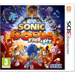 Nintendo Sonic Boom : Fire & Ice 3DS