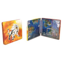 Nintendo Pokemon Sun Steelbook 3DS