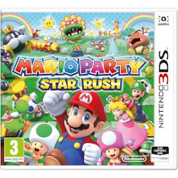 Nintendo Mario Party Star Rush 3DS