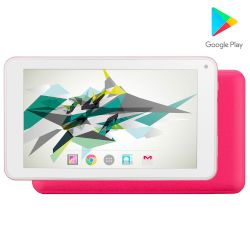"Turbo-X Rubik II (16GB) Tablet 7"" WiFi Ροζ"
