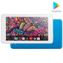 "Turbo-X Twister (16GB) Tablet 7"" WiFi Μπλε"
