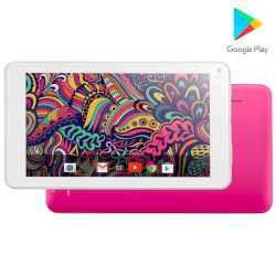 "Turbo-X Twister (16GB) Tablet 7"" WiFi Ροζ"