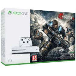 Microsoft Xbox ONE S 1 TB + Gears of War 4