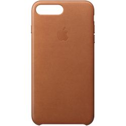 Θήκη Apple Back Cover για iPhone 7 Plus Saddle Brown