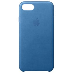 Θήκη Apple Back Cover για iPhone 7 Sea Blue
