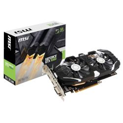 MSI VGA GeForce GTX 1060 OCV1 6GB
